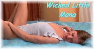 Wicked Little Girl Mona