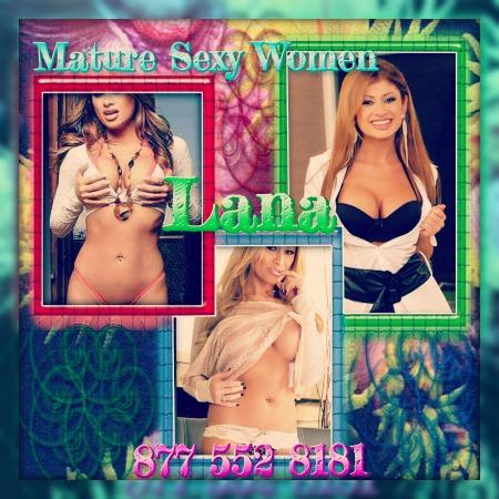 Mature Sexy Women Lana