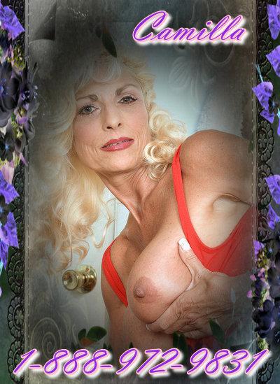 grandma phone sex camilla
